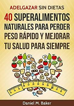 Alimentos bajar de peso en un mes y medio