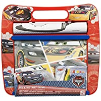 Sambro DSC6-4206 Cars Rolling Art Desk Set