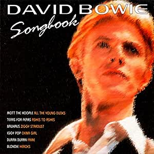David Bowie Songbook [Import anglais]