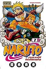 Naruto, tome 1 de Masashi Kishimoto