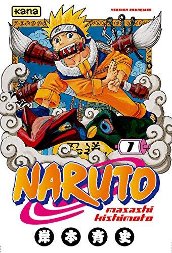 Naruto, tome 1 par Masashi Kishimoto