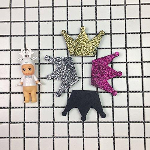 Reixus (TM) Netter Crown Holzkleiderhaken f¨¹r Prinzessin Baby-Raum-Wand Dekorieren Kind-Raum-Aufh?nger-Haken [Rosa 2]