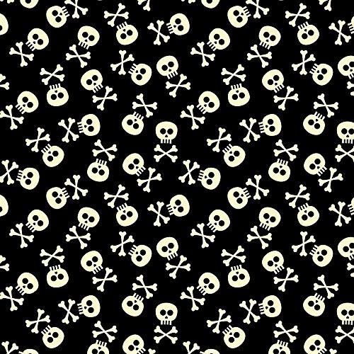 Apple iPhone SE Case Skin Sticker aus Vinyl-Folie Aufkleber Totenkopf Skull Schwarz-Weiß DesignSkins® glänzend
