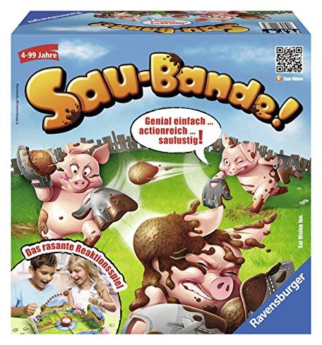Ravensburger 22267 - Sau-Bande! - In Spanisch Schweine Kleinen Die Drei