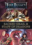 Lost Legacy Third Chronicle Sacred Grail...