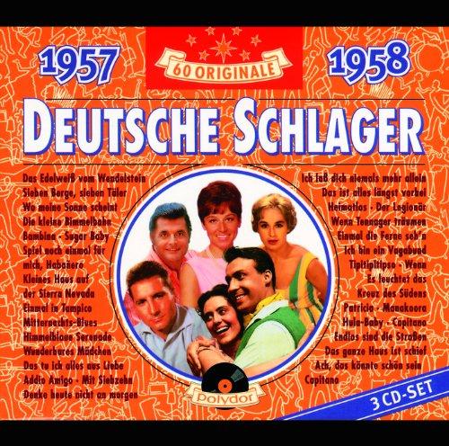 Deutsche Schlager 1957-1958