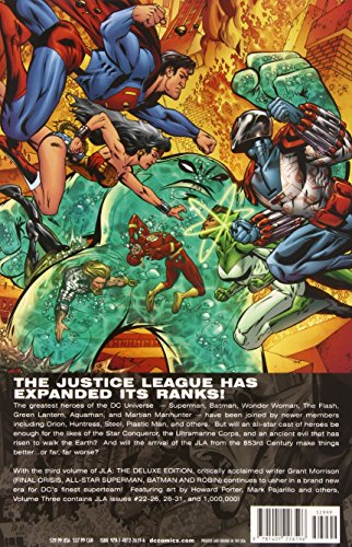 Jla Deluxe Edition HC Vol 03 (Jla (Justice League of America))
