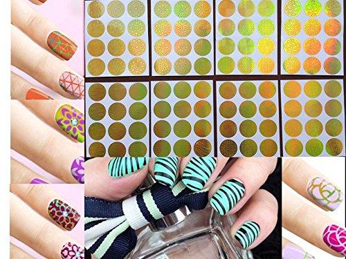 lll➤ Fingernagel Schablonen Airbrush Nail Art im Vergleich 10 ...