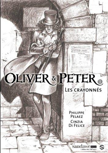 Oliver & Peter - Les crayonnes par Cinzia di Felice