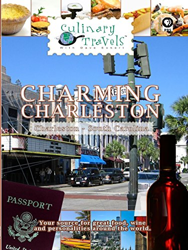 Culinary Travels - Charming Charleston, South Carolina [OV] -
