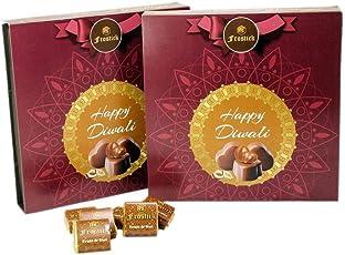 Chocolate Hamper Box for Diwali | 16 Pieces Chocolate Box