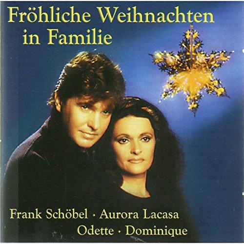 Fröhliche Weihnachten in Familie von Frank Schöbel & Aurora Lacasa ...