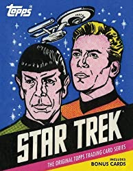 Star Trek: The Original Topps Trading Card Series by Paula M. Block (2013-09-24)