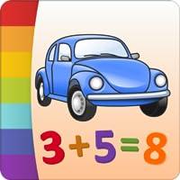 Malen nach Zahlen - Autos - Gratis