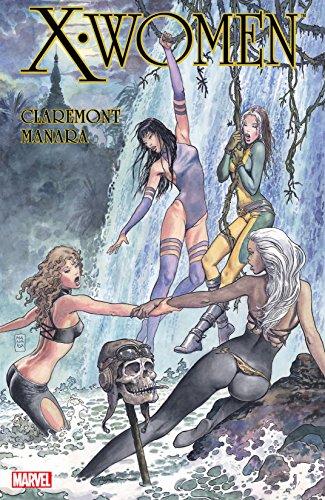 x-women (x-women (2010)) (english edition)