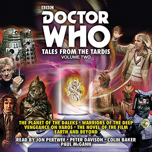 Doctor-Who-Tales-from-the-TARDIS-Volume-2-Multi-Doctor-Stories-Dr-Who