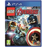 Lego Avengers - PlayStation 4 (PS4) Lingua italiana