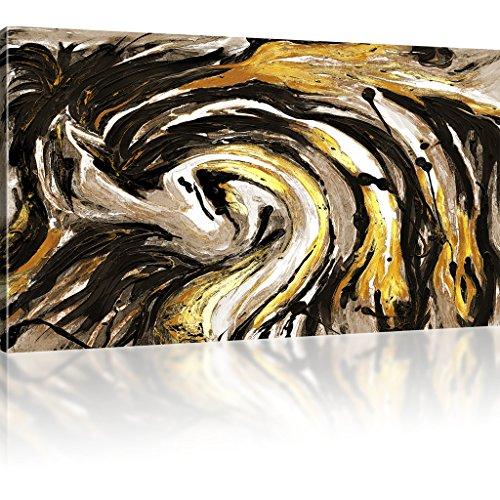 Abstraktes Pferd Bild Bilder auf Leinwand Abstraktes Tier Kunstdruck Wandbilder