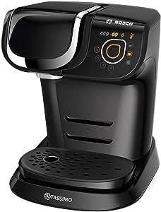 Bosch TAS6002 Machine à Café 1500 W, 1,3 L, Noir Intense