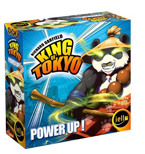 iello 513787 - King of Tokyo Power Up