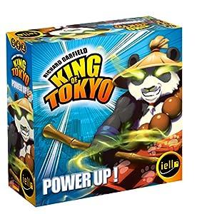 Unbekannt iello 513787-King of Tokyo Power Up