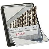 Bosch Pro 13-Delig Metaalboorset Hss-Cobalt Robust Line Durchmesser: 1.5-6.5