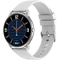 YAMAY Smartwatch für Damen Herren,1.28 Zoll HD Farbdisplay Fitnessuhr Smart Watch mit 13 Trainingsmodi,Fitness Tracker…