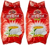 #1: NAVCHETAN Wagh Bakri Leaf Tea, 1kg ( Pack of 2 )