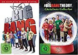 The Big Bang Theory Staffel 10 + Christmas Collection (4 DVDs)