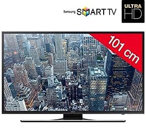 LED Ultra HD UE40JU6400 SAMSUNG Smart TV kit Support mural 920003 Câble HDMI