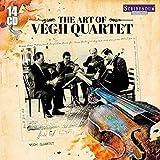 The Art of Vegh Quartet - Beethoven & Bartok Complete Quartets