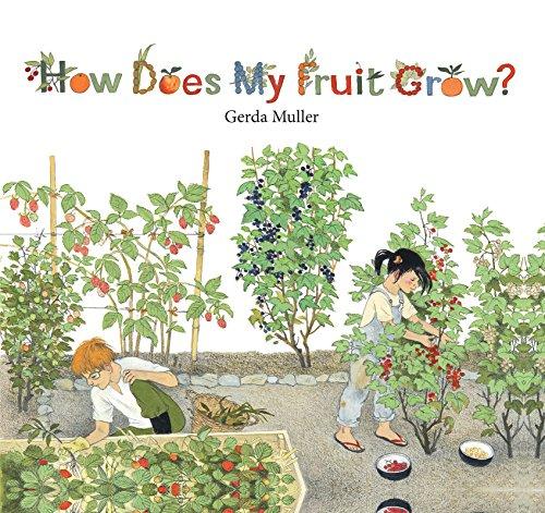 How Does My Fruit Grow? por Gerda Muller