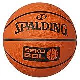 Spalding BEKO BBL STREET rot/schwarz/weiß