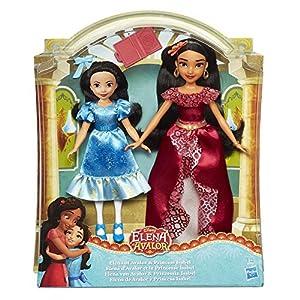 Disney Girls - Muñeca Elena de Avalor y Princesa Isabel (Hasbro B7371EU4)