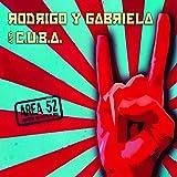 Rodrigo Y Gabriela And C.U.B.A.: Area 52 [Vinyl LP] (Vinyl)
