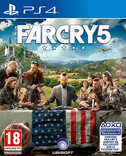 Foto far cry 5 (italiano e multilingua)