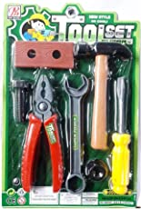 Tool Toy Set for Kids Best Gift Toy, Tool kit Set Toys for Kids Boys/Girls, Watch Ur Kid Repairing All Ur Stuff