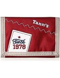 Tann's Porte Monnaie Collector Voiles, 14 cm, (Rouge)