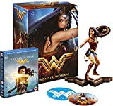 Wonder Woman [Blu-ray 3D + Blu-ray + Digital Download + Limited Edition Statue] [2017]