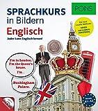 PONS Sprachkurs in Bildern Englisch - Jeder kann Englisch lernen - mit dem visuellen PONS-Prinzip!
