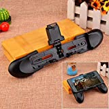 Kaneed Game-Controller Gamepad isst Huhn zur Unterstützung der Jedi Survival Stimulation Battlefield Mobile Griff Gamepads für iPhone, Galaxy, Sony, HTC, LG, Huawei, Xiaomi und andere...