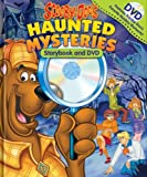 Scooby-Doo! Haunted Mysteries [With DVD] by Justine Fontes (Adapter), Mada Design (Illustrator) (24-Jul-2007) Hardcover
