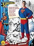 Rubie's 3880332 - Superman Onesie - Adult, Verkleiden und Kostüme, M