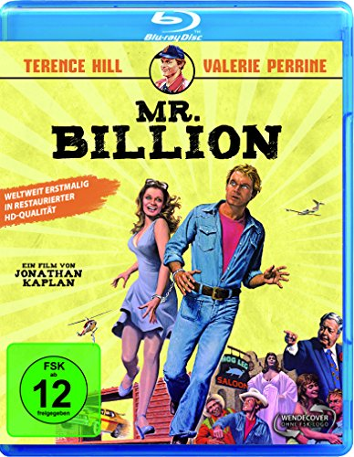 Bild von Mr. Billion [Blu-ray]