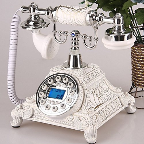 Telefoni voip continental telephone retro antique telefono famiglia disco rotante telefono fisso vintage vintage telefono home retro telefono