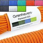 Grenhaven - Corda Paracord universale...