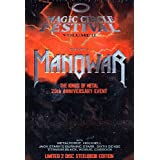 Magic Circle Festival Vol 2 (MANOWAR), Lim. Steelbook Edition
