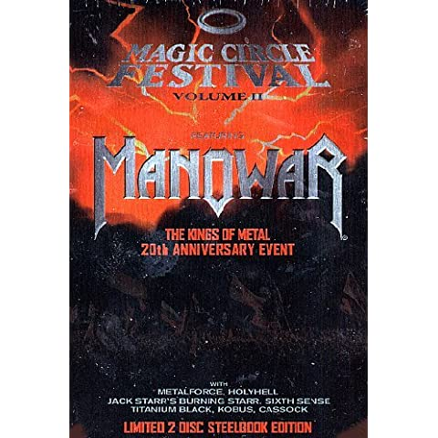 Manowar - Magic Circle Festival #02