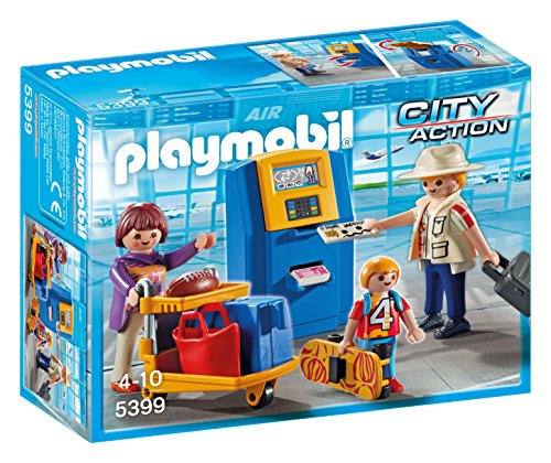 Playmobil 5399 City Action Family at Check-In
