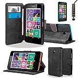 SAVFY® Nokia Lumia 630 Hülle, Nokia Lumia 635 Hülle 4.5